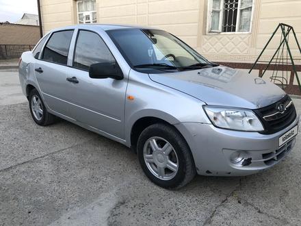 ВАЗ (Lada) 2190 (седан) 2011 года за 1 700 000 тг. в Туркестан – фото 3
