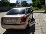 Chevrolet Lacetti 2008 года за 2 800 000 тг. в Шымкент – фото 3