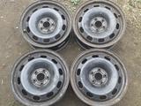 Оригинальные металлические диски на Volkswagen Golf (R15 5*100 ЦО5 за 40 000 тг. в Нур-Султан (Астана)