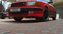 Audi 100 1993 года за 2 300 000 тг. в Алматы – фото 2
