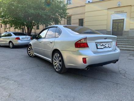 Subaru Legacy 2007 года за 4 950 000 тг. в Алматы – фото 3