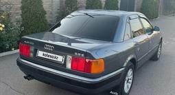 Audi 100 1993 года за 2 250 000 тг. в Алматы – фото 4