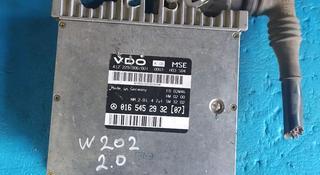 Блок управления ЭБУ на Mercedes W202 C200 за 20 000 тг. в Алматы