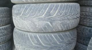 Комплект летней резины с дисками за 220 000 тг. в Алматы