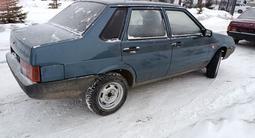 ВАЗ (Lada) 21099 (седан) 2001 года за 700 000 тг. в Костанай – фото 5