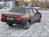 ВАЗ (Lada) 21099 (седан) 2004 года за 1 100 000 тг. в Караганда – фото 4