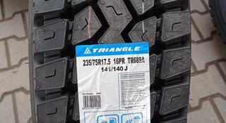 Triangle 235/75/R17.5 16PR TR689A за 50 000 тг. в Алматы
