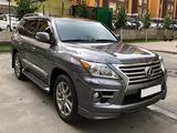 Lexus LX 570 2012 года за 20 700 000 тг. в Алматы – фото 4