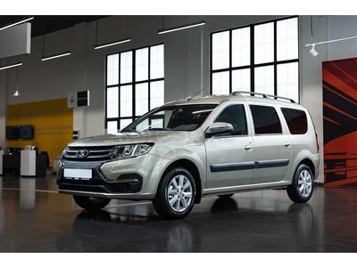 ВАЗ (Lada) Largus Cross Comfort Multimedia 2021 года за 6 990 000 тг. в Петропавловск