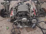 Двигатель на ауди AUK 3.2 fsi за 650 000 тг. в Алматы