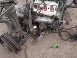 Двигатель на ауди AUK 3.2 fsi за 650 000 тг. в Алматы – фото 2