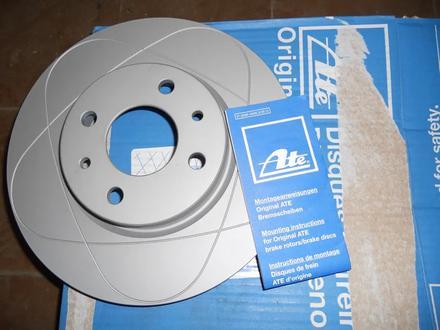 Тормозные диски за 8 300 тг. в Алматы – фото 4