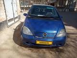 Mercedes-Benz A 140 1999 года за 1 350 000 тг. в Байконыр – фото 4