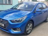 Hyundai Accent 2019 года за 7 500 000 тг. в Шымкент