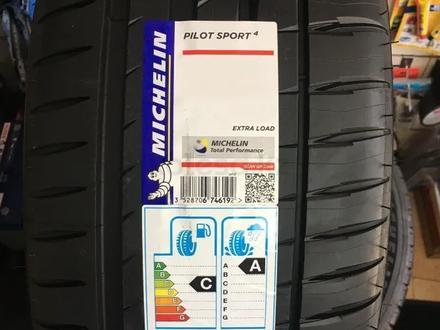 285-45-21 Michelin Pilot Sport 4 за 146 000 тг. в Алматы