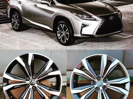 Диски Lexus 20, 5, 114, 30, ет 30, j8, cв60, 1. за 350 000 тг. в Актау