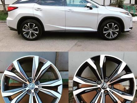 Диски Lexus 20, 5, 114, 30, ет 30, j8, cв60, 1. за 350 000 тг. в Актау – фото 2