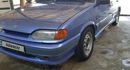 ВАЗ (Lada) 2115 (седан) 2000 года за 650 000 тг. в Шымкент