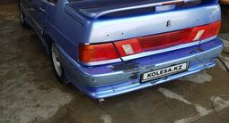ВАЗ (Lada) 2115 (седан) 2000 года за 650 000 тг. в Шымкент – фото 4