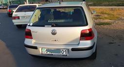 Volkswagen Golf 1998 года за 2 200 000 тг. в Нур-Султан (Астана) – фото 3