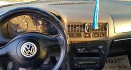 Volkswagen Golf 1998 года за 2 200 000 тг. в Нур-Султан (Астана) – фото 4