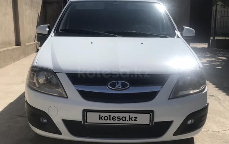 ВАЗ (Lada) Largus 2014 года за 3 500 000 тг. в Шымкент