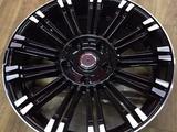 Диски R21 для Lexus LX570 Wald Renovatio Новые диски с оригинальными парам за 480 000 тг. в Усть-Каменогорск – фото 2