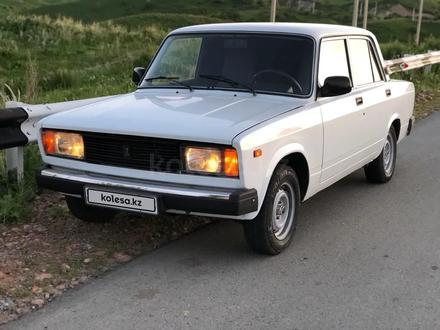 ВАЗ (Lada) 2107 2009 года за 1 300 000 тг. в Алматы – фото 14