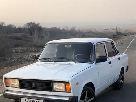 ВАЗ (Lada) 2107 2009 года за 1 300 000 тг. в Алматы – фото 4