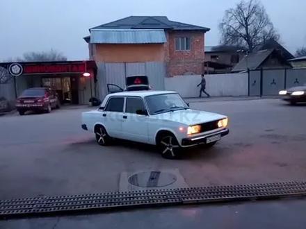 ВАЗ (Lada) 2107 2009 года за 1 300 000 тг. в Алматы – фото 7