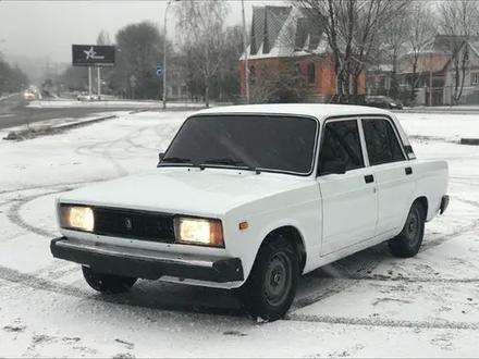 ВАЗ (Lada) 2107 2009 года за 1 300 000 тг. в Алматы – фото 9