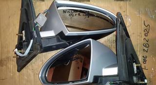 Боковое зеркало заднего вида на Nissan primera. R + L за 555 тг. в Шымкент