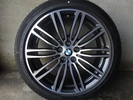 Диски BMW r19 5x120 за 350 000 тг. в Алматы – фото 4