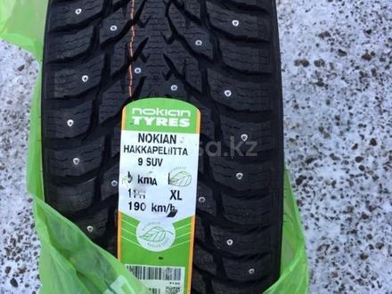 Зимние новые шины NOKIAN/HKPL 9 SUV за 565 000 тг. в Алматы