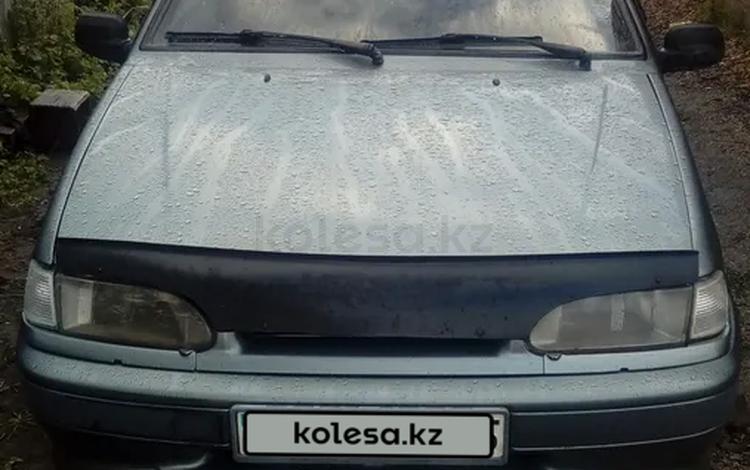 ВАЗ (Lada) 2115 (седан) 2006 года за 950 000 тг. в Петропавловск