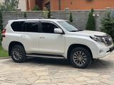 Toyota Land Cruiser Prado 2014 года за 17 500 000 тг. в Алматы – фото 3