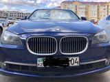 BMW 740 2009 года за 8 800 000 тг. в Актобе