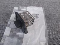 Резистор вентилятора на Peugeot 206 307, оригинал за 6 000 тг. в Алматы