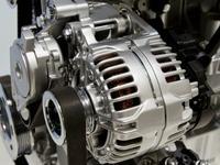 Привозной генератор на Мерседес 112 мотором за 15 000 тг. в Нур-Султан (Астана)
