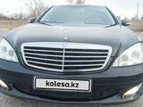 Mercedes-Benz S 450 2007 года за 5 600 000 тг. в Шымкент – фото 5