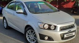 Chevrolet Aveo 2014 года за 2 850 000 тг. в Алматы