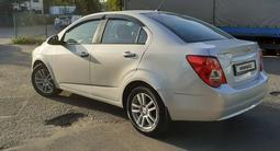 Chevrolet Aveo 2014 года за 2 850 000 тг. в Алматы – фото 2