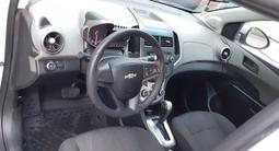 Chevrolet Aveo 2014 года за 2 850 000 тг. в Алматы – фото 5
