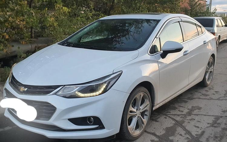 Chevrolet Cruze 2018 года за 7 200 000 тг. в Костанай
