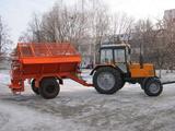 ЧТЗ  прицеп пескосолераспределитель 2020 года в Алматы