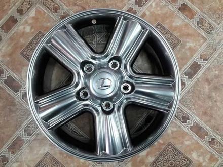 Диски Lexus 470, 570 r18 за 180 000 тг. в Алматы – фото 2