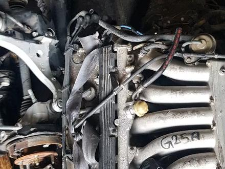 Контрактный двигатель из Японии на Honda Inspire, Honda saber g25a за 230 000 тг. в Алматы – фото 2