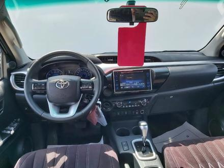 Toyota Hilux 2016 года за 13 500 000 тг. в Актау – фото 7