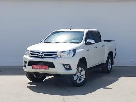 Toyota Hilux 2016 года за 13 500 000 тг. в Актау