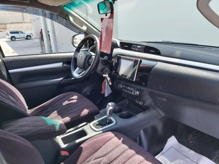 Toyota Hilux 2016 года за 13 500 000 тг. в Актау – фото 8